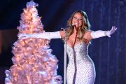 """All I Want For Christmas"" de Mariah Carey #1"